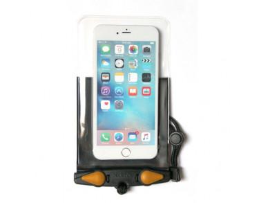 Waterdichte iPhone Plus/Samsung Plus XL – Zwart