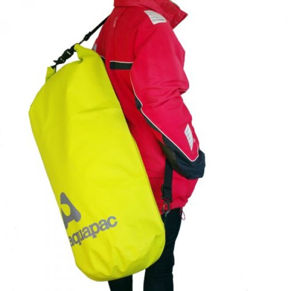Drybag Lime schouderband met 70 TrailProof Liter AQ737 At8nYq01t