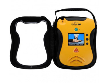 Defibtech Lifeline VIEW AED Hardcase