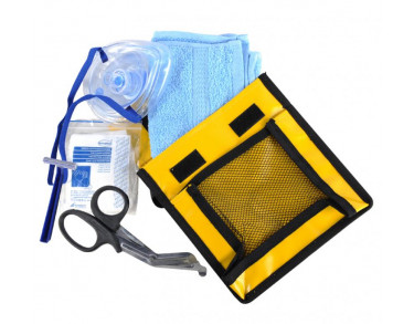 Defibtech AED safeset waterafstotend