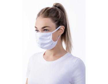 Wasbaar stoffen mond- en neusmasker