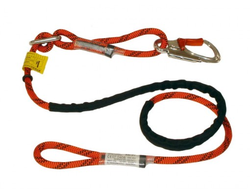 Euroline Lanyard kernmantelrope adjustable