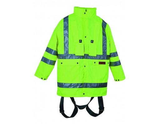 Euroline Haberkorn 2-Punts-Harnas met Regen - / Zichtbaarheidsjas