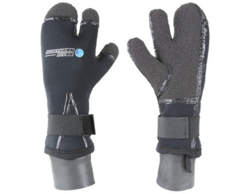 Mitts Gloves 7mm Kevlar®