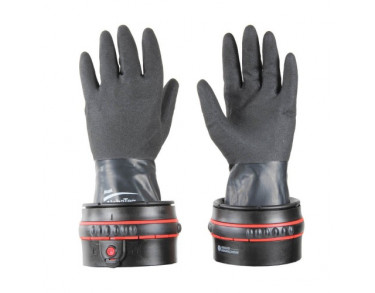 Dry Glove Ring System - Black