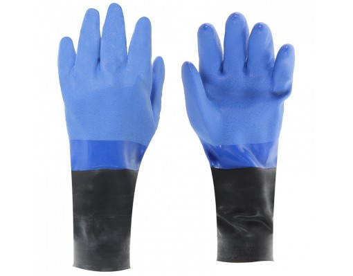 Blue Helios Dry Gloves