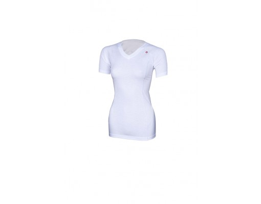 Saga Short Sleeve V-Neck Ladies