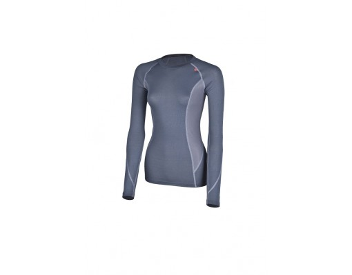 Sunna Long Sleeve Crew Neck Ladies