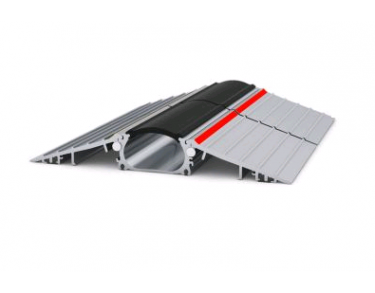 Aluminium Module Kabelbrug 1KB-2M