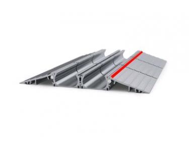 Aluminium Module Slangbrug 2B-6M