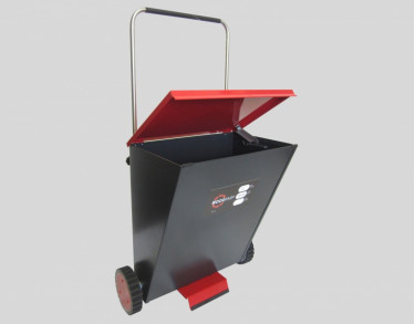Eccotarp Dispenser Cart SDC05
