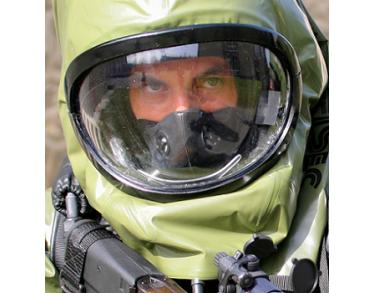 Nato green gr3 suit