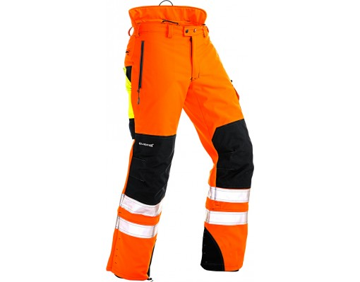 Gladiator chainsaw protection trousers EN471