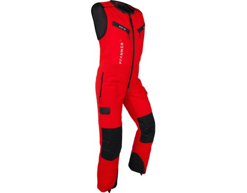 Chainsaw protection jumpsuit