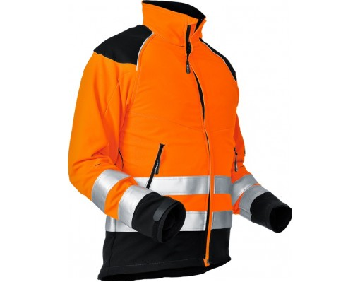 Chainsaw protection jacket EN471