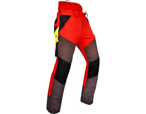 Chainsaw protection trouser Kevlar-Extrem