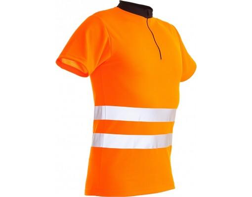 Zipp-Neck shirt EN471
