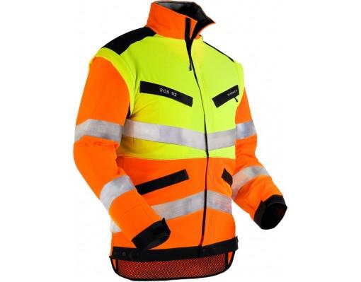 Work jacket Cordura EN 471