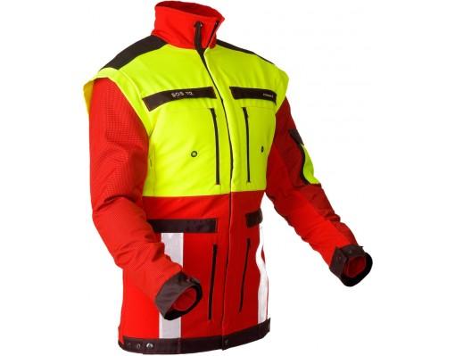 Tracking jacket