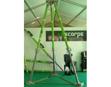Stabilization System Range The Scorpe Shoring Cribs