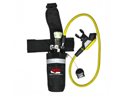 Emergency breathing apparatus Vallfirest